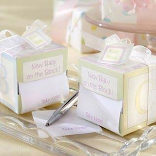 Notes Idea for Baby Shower