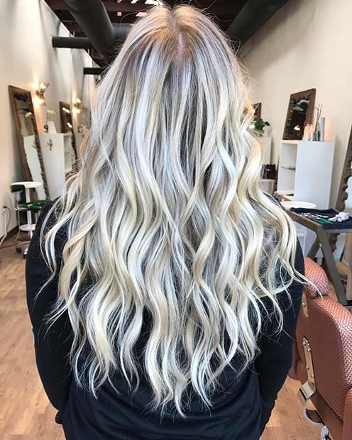 21 Chic Blonde Balayage Looks for Fall and Winter | StayGlam - photo #38