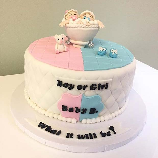 21 Cute and Creative Gender Reveal Ideas – Announcing Gender of Baby Ideas