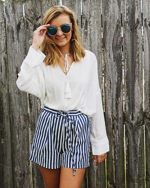 8fdc68f493c0 41 Cute Summer Outfits You'll Love This Season | StayGlam