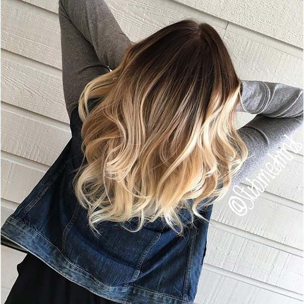 21 Stylish Ombre Color Ideas For Brunettes Stayglam