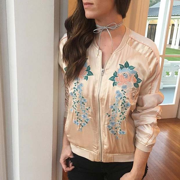 21 Fun and Fashionable Ways to Wear Embroidery