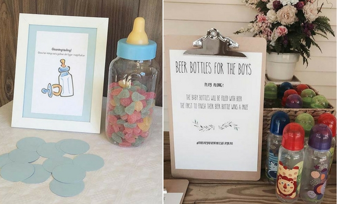 Good prizes to give at baby shower
