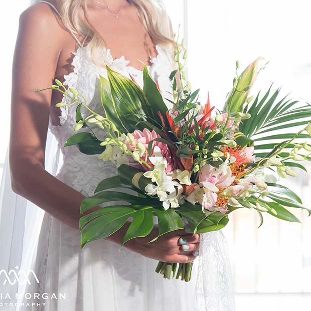 Beach Wedding Flower Ideas: 21 Ideas For A Blissful Beach Wedding