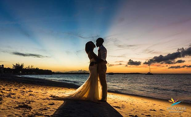 Wedding Photography Idea for Beach Wedding