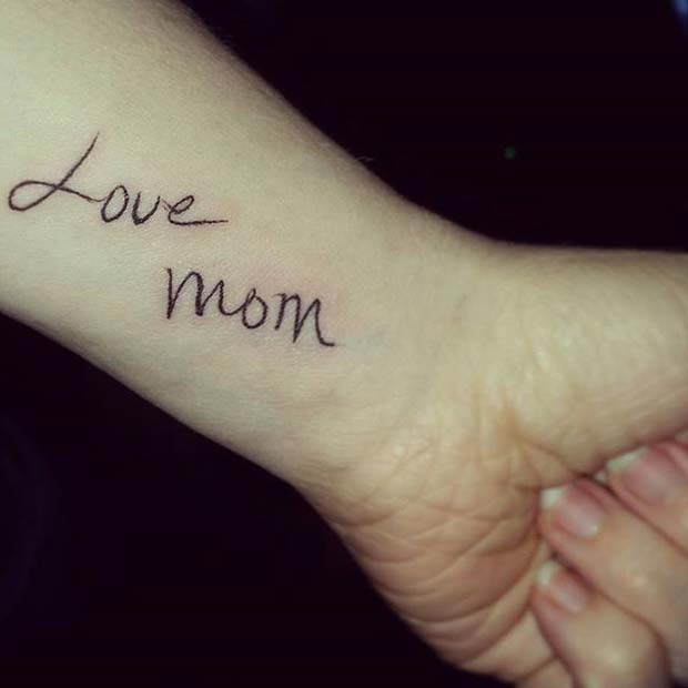 23 Emotional Memorial Tattoos To Honor Loved Ones Page 2 Of 2