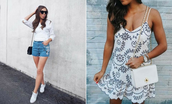 f40cef3555 21 Cool and Casual Summer Outfits
