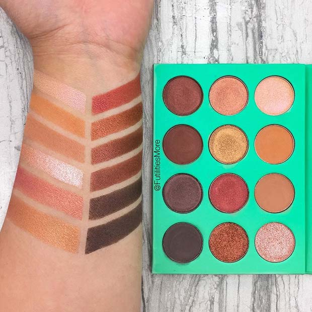 Juvias Place Nubian Palette for Hot Makeup Products You Need This Summer