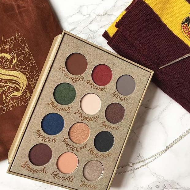 Story Book Cosmetics Wizardy and Withcraft Palette for Hot Makeup Products You Need This Summer