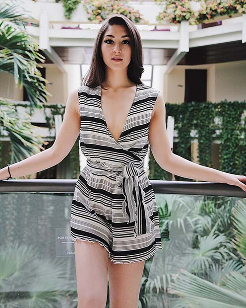 Easy to Wear Romper for Casual Summer Outfits