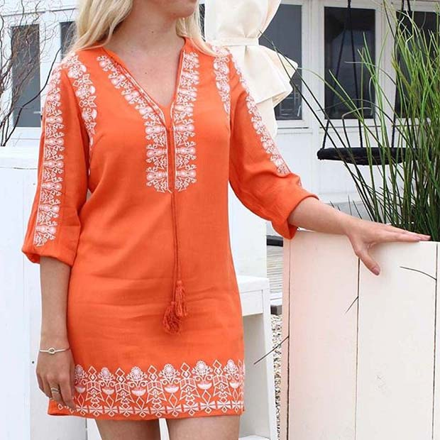 Summer Tunic for Casual Summer Outfits