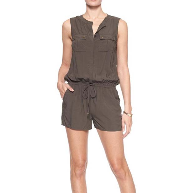 Trendy Romper for Casual Summer Outfits