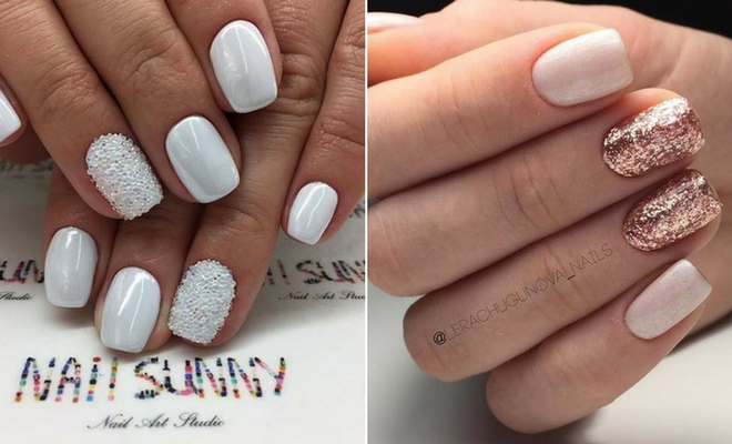 21 Elegant Nail Designs For Short Nails Stayglam