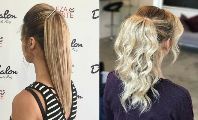 21 Elegant Ponytail Hairstyles for Special Occassions