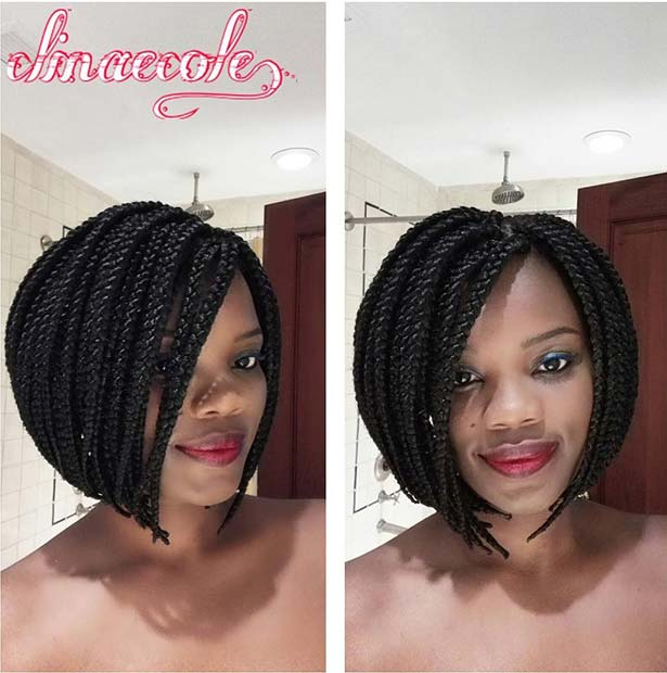 23 Trendy Bob Braids For African American Women Page 2 Of 2 Stayglam