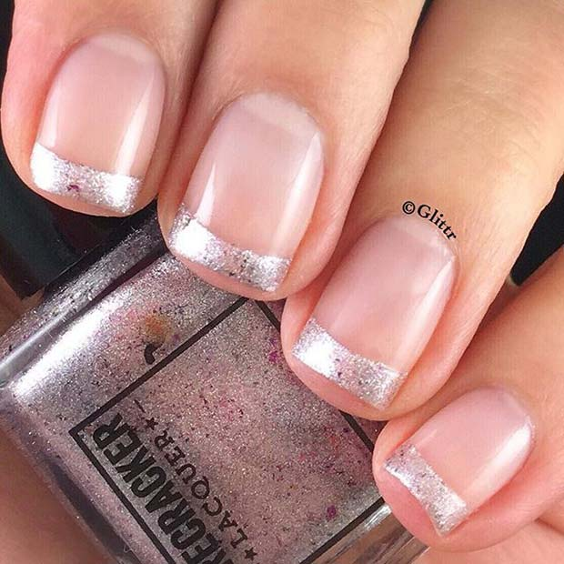 21 Elegant Nail Designs For Short Nails Page 2 Of 2 Stayglam