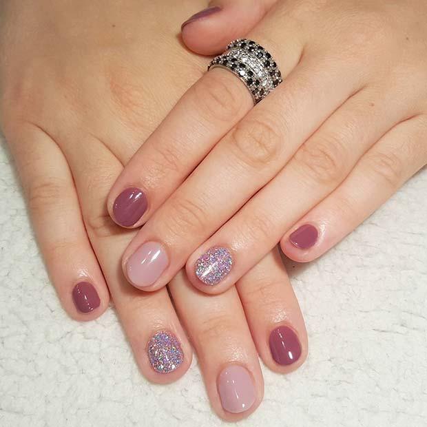 Short Nail Designs: 21 Elegant Nail Designs For Short Nails