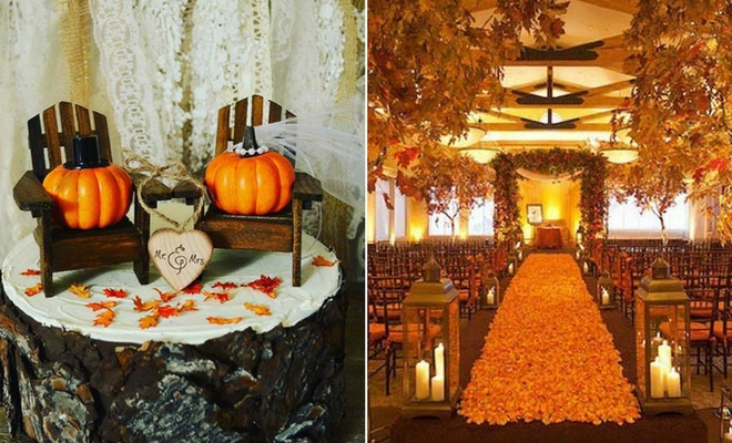 21 stunning fall wedding ideas stayglam instagram junglespirit Gallery