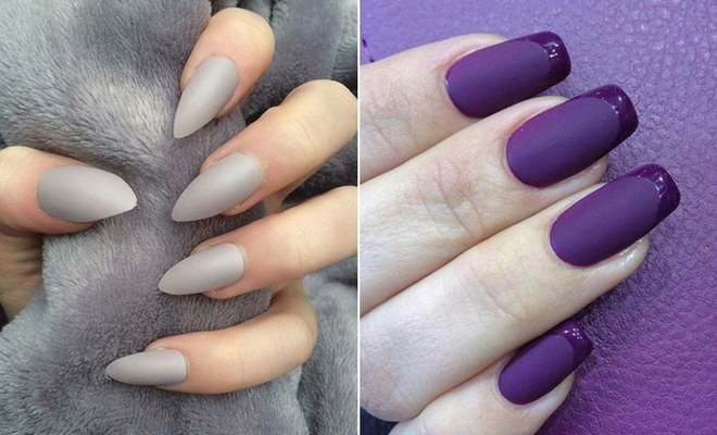 Instagram - 23 Must Have Matte Nail Designs For Fall StayGlam