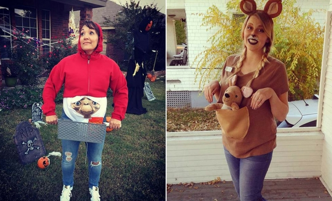 Halloween Costume Ideas For Pregnant Ladies.21 Halloween Costumes For Pregnant Women Stayglam