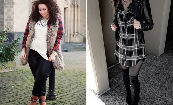 451b0848c6 21 Stylish Flannel Outfit Ideas for Fall | StayGlam