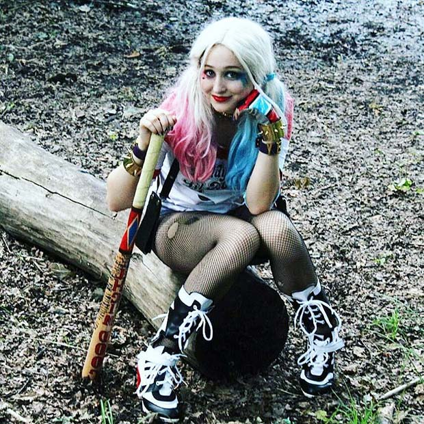 Harley Quinn for Halloween Costume Ideas for Teens