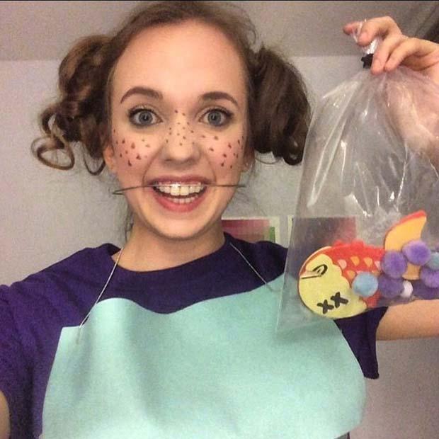 Darla Finding Nemo Costume for Halloween Costume Ideas for Women