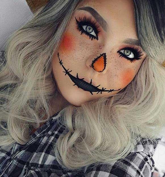 Halloween Makeup Tutorials - Costume Ideas - The 36th AVENUE