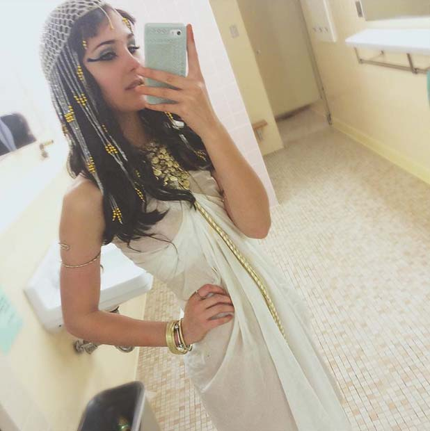 Ancient Egyptian Costume for Halloween Costume Ideas for Women