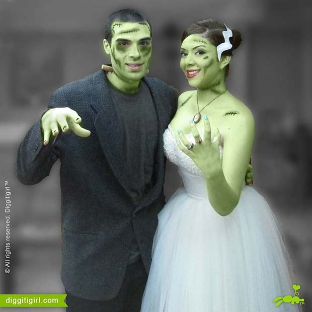 15 Halloween Costume Ideas for Couples