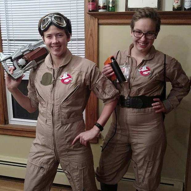 Ghostbusters Costumes for Halloween Costume Ideas for Couples