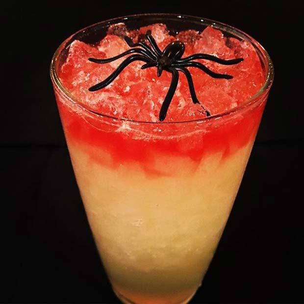 Witches Brew for Halloween Party Drinks