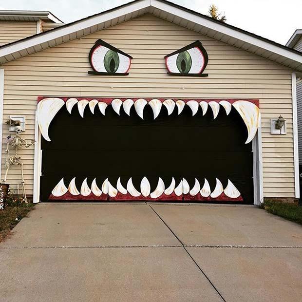 21 Fun DIY Halloween Party Decor Ideas
