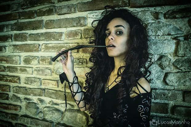 bellatrix lestrange makeup - 620×412
