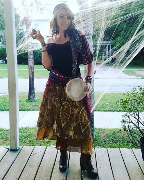 Gypsy Costume for Halloween Costume Ideas for Teens