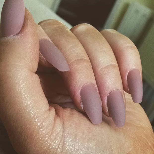 matte nail designs 23 must matte nail designs for fall stayglam 31469