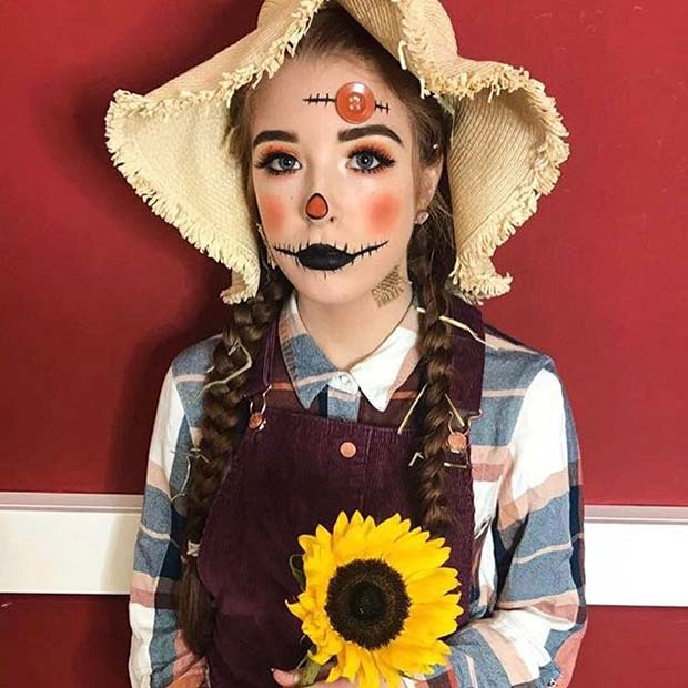 Scarecrow for Halloween Costume Ideas for Teens