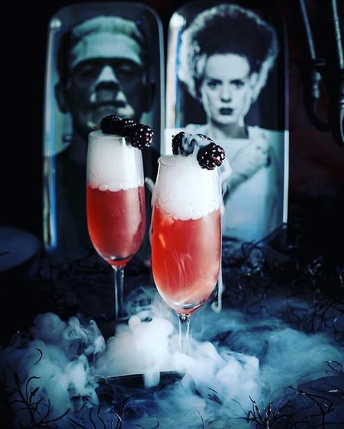 Halloween Cocktails for Halloween Party Drinks