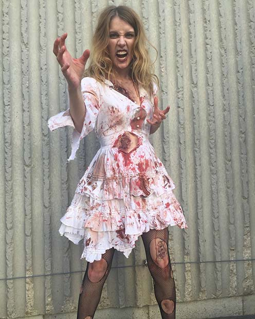 Zombie Costume for Halloween Costume Ideas for Teens