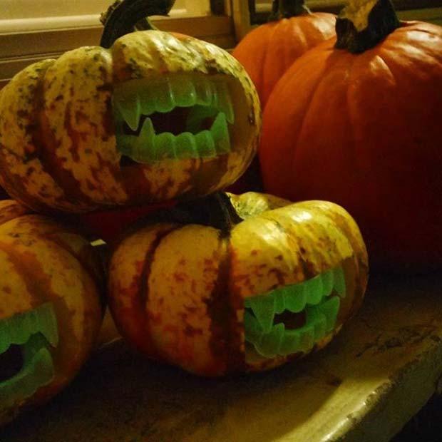 Halloween Gourds for Fun DIY Halloween Party Decor