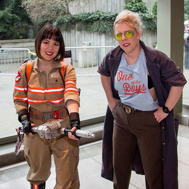 ghostbusters for halloween costume ideas for women