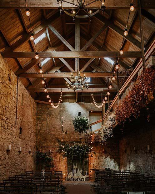 Rustic Barn Wedding Idea for Rustic Wedding Ideas