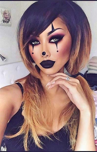 23 Pretty Halloween Makeup Ideas | StayGlam