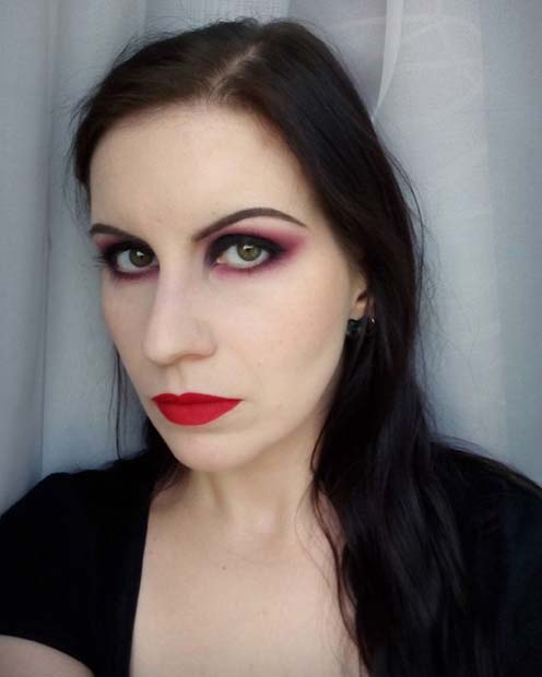 Simple Halloween Inspired Makeup for Easy, Last-Minute Halloween Makeup Looks