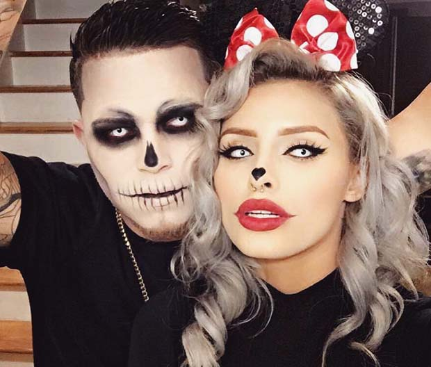 Scary Halloween Costume Ideas For Couples