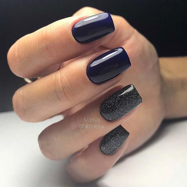 Simple Yet Eye-Catching Nail Designs