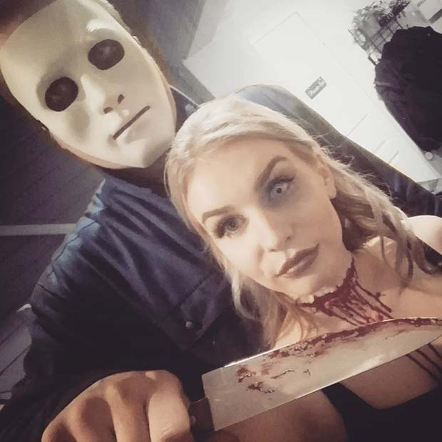 killer couple for scary halloween costume ideas for couples