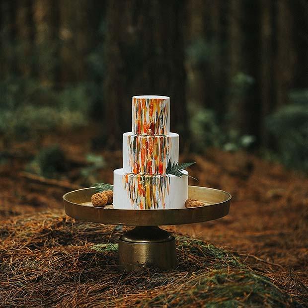 Rustic Wedding Cake Idea for Rustic Wedding Ideas