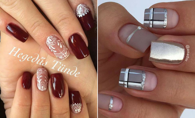 Instagram & 23 Nail Design Ideas Perfect for Winter | StayGlam