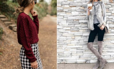 Cute Outfits to Copy This Winter